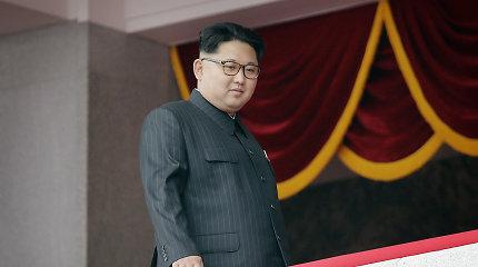Šiaurės Korėja atnaujino plutonio gamybą