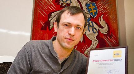 """""""Švyturio"""" stipendija – klaipėdiečiui kino kūrėjui, kuris švietimo sistemos klounadą pavers filmu"""