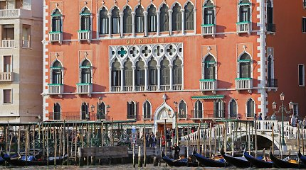 """Viešbučiai, verti romanų (III): garsenybių numylėtinis """"Danieli"""" Venecijoje"""