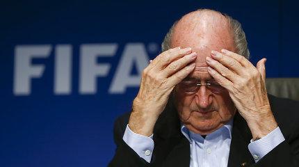 Pasaulio policininkė: kaip JAV pasiekė užsieniečius FIFA atstovus Šveicarijoje?