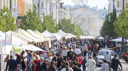 """Rudenį Vilniuje paskelbs """"Sostinės dienos 2016"""" – gausybė renginių"""