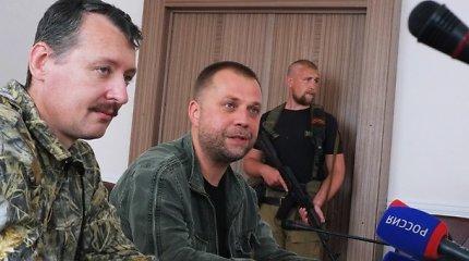 Boriso Nemcovo nužudymas: įtarimai krenta ant Luhansko ir Donecko veikėjų?