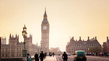 Didžiojoje Britanijoje darbuotojų iš Rytų Europos skaičius viršijo milijoną