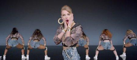 """Įvertinkite Taylor Swift dainą apie apkalbas """"Shake It Off"""", šovusią į pirmąją """"iTunes"""" vietą"""