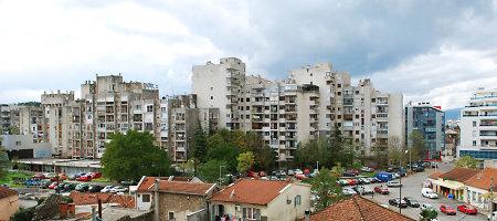 Maskva įsiuto dėl Juodkalnijoje pasirodžiusių antirusiškų plakatų