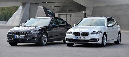 BMW pristatė naujos kartos dyzelinius variklius