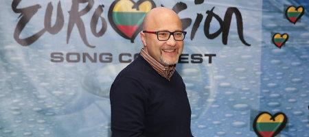 """""""Eurovizijos"""" atrankoje galės dalyvauti tik Lietuvos piliečiai"""