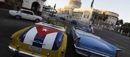 10 pokyčių Kuboje nuo Šaltojo karo laikų