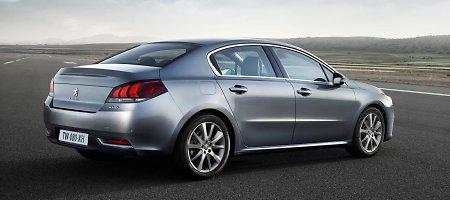 """Auga """"Peugeot"""" pardavimai Europoje ir Azijoje"""