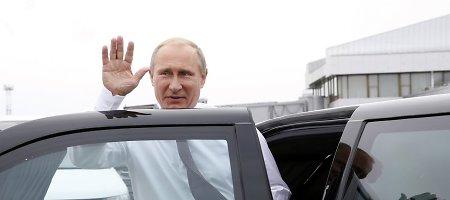 G-20 valstybių nuomonės išsiskyrė, ar reikia kviesti V.Putiną į viršūnių susitikimą