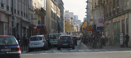 """""""Peugeot EcoCup"""" žygio dalyviai pasiekė Paryžių"""