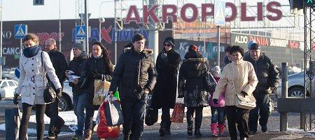 Baltarusijos ekonomikos krizė gali suduoti smūgį Lietuvos prekybininkams
