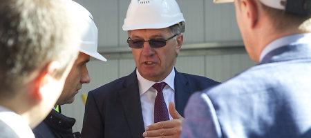 Premjeras Algirdas Butkevičius: dujų kainos pastačius SGD terminalą nedidės