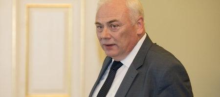 Dailis Alfonsas Barakauskas: Klaipėdoje steigiamas Viešojo saugumo tarnybos padalinys