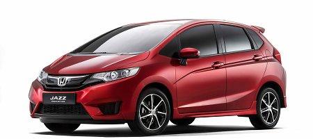 """""""Honda"""" Paryžiaus automobilių parodoje parodys naująjį """"Jazz"""""""