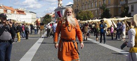Vilniuje prasidėjo Šv. Baltramiejaus tradicinių amatų mugė