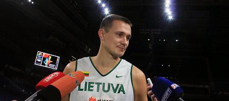 Nematoma Lietuvos rinktinės pusė – kaip krepšininkai bendrauja su žiniasklaida?