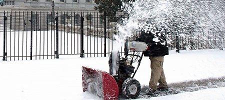 JAV ir Didžiosios Britanijos meteorologai: ši žiema bus gana šilta ir drėgna