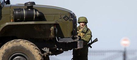 Penki dalykai, kurie padėtų išgyventi, jei Lietuvą staiga užpultų priešas