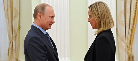 Maskvai artima italė Federica Mogherini veikiausiai taps ES diplomatijos vadove