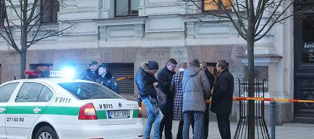Vilniaus policija sulaikė 22 metų vaikiną, melavusį apie būsimą sprogimą Apeliaciniame teisme