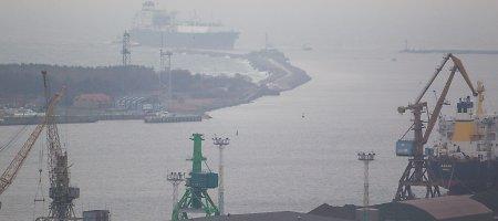 Klaipėda <i>spaudos veidrodyje</i>: Vaiduokliai blaškosi ir jūrų uoste