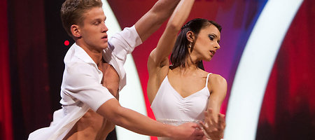 """Projektą """"Šok su manimi"""" paliko balerina Greta Gylytė ir Marius Gaižauskas"""