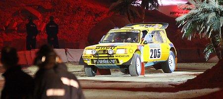 """""""Verva Street Racing"""" renginys Varšuvoje"""