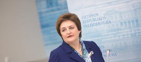Loreta Graužinienė: LLRA kandidatas turi realių šansų tapti Vilniaus meru