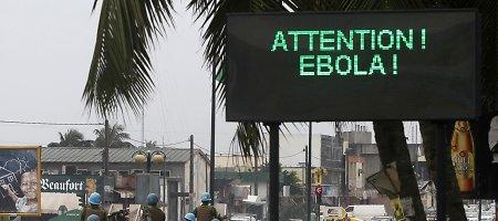 Ebolos virusu užsikrėtęs JT mokslininkas atskraidintas į Vokietiją gydymui