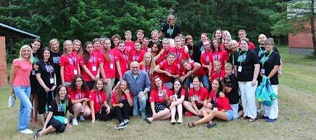 Geriausias prizas – pakvietimas į 2015 m. diabeto stovyklą