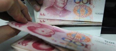 Kinija siūlo Rusijai pagalbą – valiutų mainus