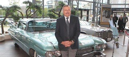 Stasio Brundzos automobiliai aukcione parduoti daugiau nei už 1,5 mln. eurų