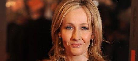 Rašytoja J.K.Rowling po referendumo: škotai turėtų didžiuotis