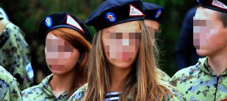 Pradėtas tyrimas dėl mokyklų, kurių moksleiviai vyko į Rusijos sukarintas stovyklas