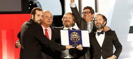Edvinas Pukšta: San Sebastianas pašlovino ir Ispanijos, ir Rytų Europos kiną