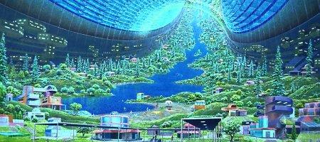 NASA ekspertas: dar šį šimtmetį virš mūsų galvų kybos milžiniški orbitiniai miestai