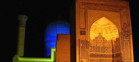 Islamo atgimimas Vidurinėje Azijoje pasaulietinėms šalių vyriausybėms grėsmės nekelia
