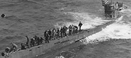 Beveik neįmanoma misija – sučiupti priešo povandeninį laivą
