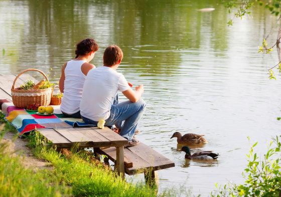 Shutterstock nuotr./Romantiška iškyla