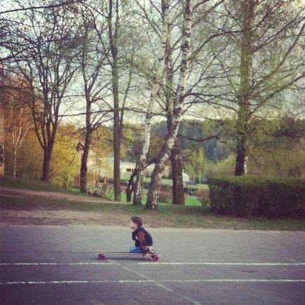 Longboards.lt nuotr./Ilgalenčių sportas