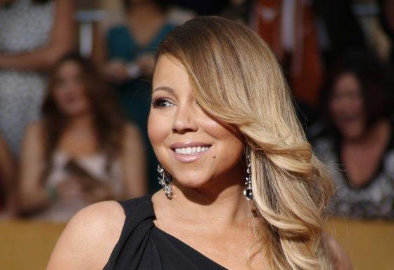 """Reuters""/""Scanpix"" nuotr./Mariah Carey"