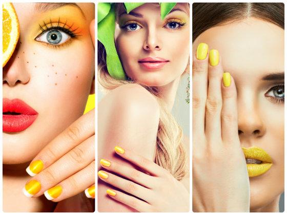 Fotolia nuotr./Viena populiariausių šios vasaros spalvų – įvairūs geltonos atspalviai