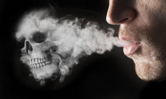 BFL nuotr./Rūkymas žudo