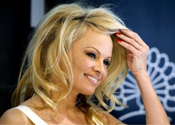 """Scanpix""/""Sipa Press"" nuotr./Pamela Anderson"