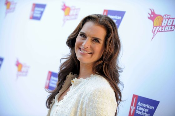 """Scanpix""/""Sipa Press"" nuotr./Brooke Shields"
