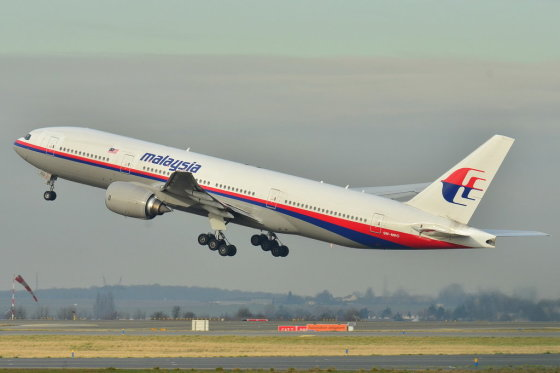 Scanpix / Postimees.ru/Malaysia Airlinesi Boeing 777-200ER.