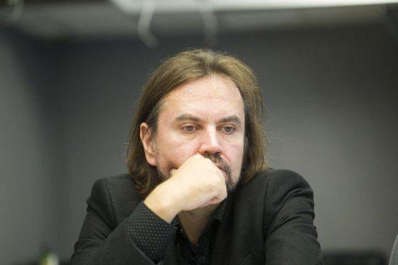 Irmanto Gelūno/15min.lt nuotr./Režisierius ir teatro meno vadovas Oskaras Koršunovas