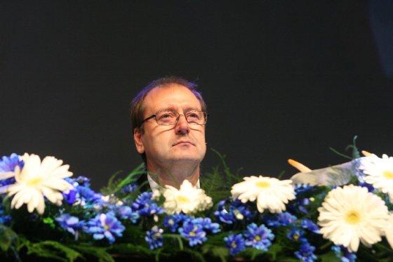 Alvydo Januševičiaus nuotr./Susijungė Krikščionių ir Darbo partijos