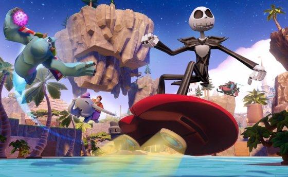 """Disney.co.uk iliustr./Žaidimas """"Disney Infinity"""""""